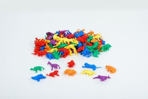 Wild Animal Counters (60 or 120pk)